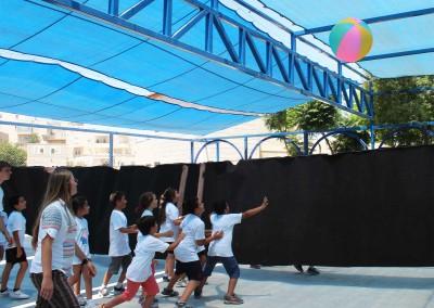 Ballspiele - Sommercamp 2015